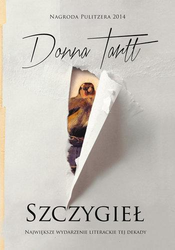 Szczygieł - Donna Tartt