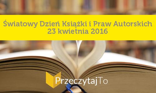 Światowy Dzień Książki 2015