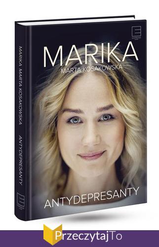 Antydepresanty – Marika Marta Kosakowska