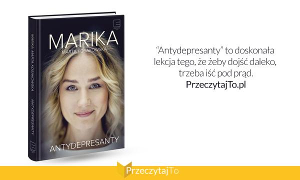 Antydepresanty - Marika