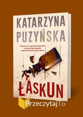 Łaskun – Katarzyna Puzyńska