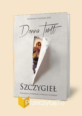 Szczygieł – Donna Tartt