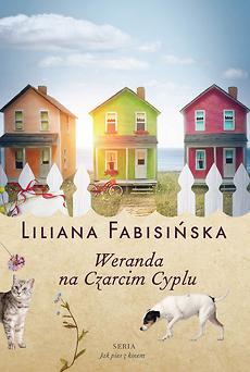 Weranda na Czarcim Cyplu – Liliana Fabisińska
