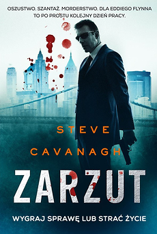 Zarzut – Steve Cavanagh