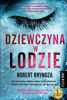 Dziewczyna w lodzie – Robert Bryndza