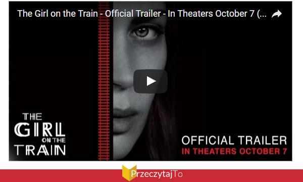 Dziewczyna z pociągu - zwiastun