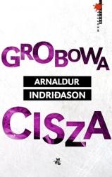 Grobowa cisza – Arnaldur Indridason