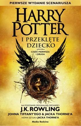 Harry Potter i Przeklęte Dziecko. Część pierwsza i druga – Joanne K. Rowling