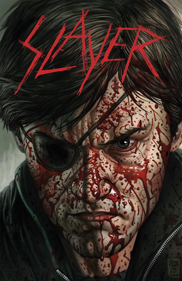 Slayer-komiks