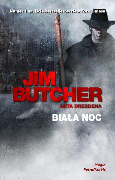 Biała noc – Jim Butcher