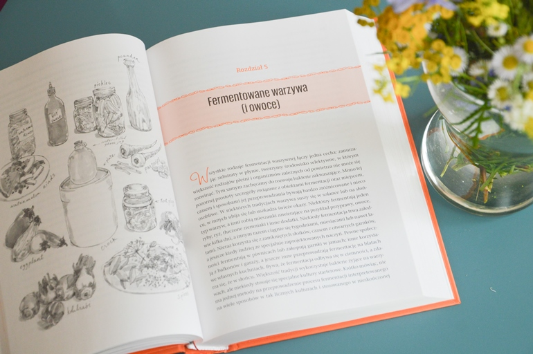 Fermentacja warzyw i owoców