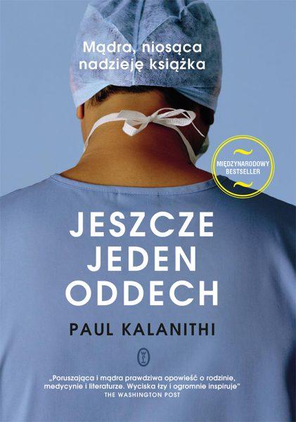 Jeszcze jeden oddech – Paul Kalanithi