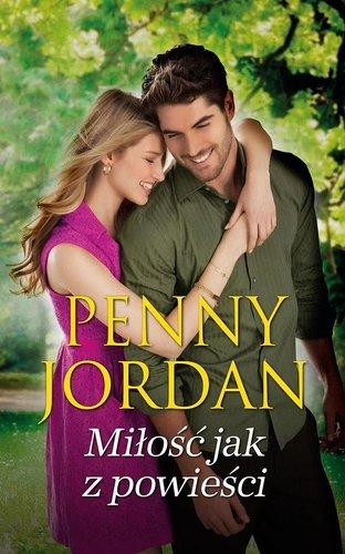 Miłość jak z powieści – Penny Jordan