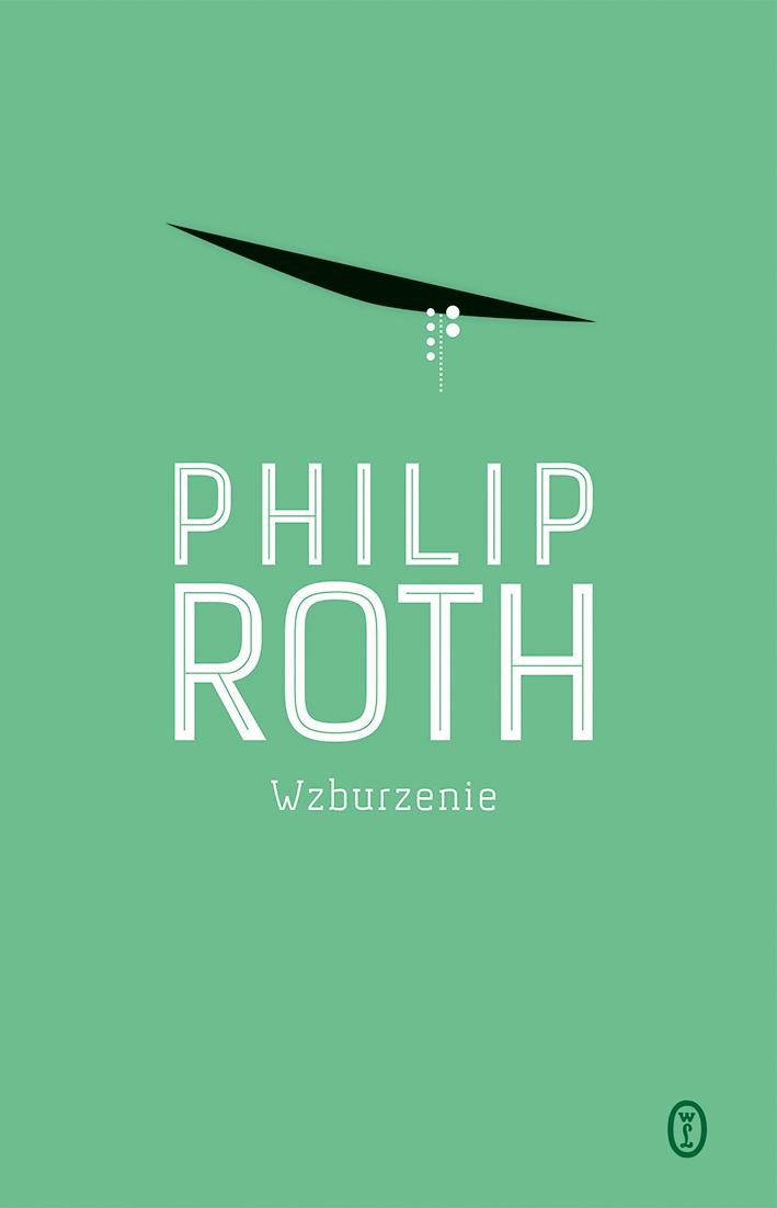 Wzburzenie - Philip Roth