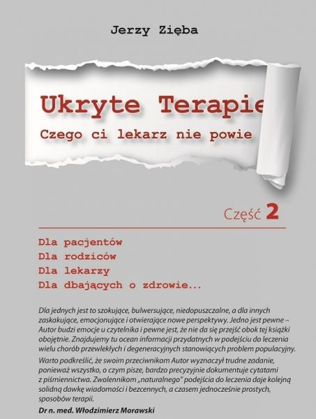 Ukryte terapie, część 2 – Jerzy Zięba