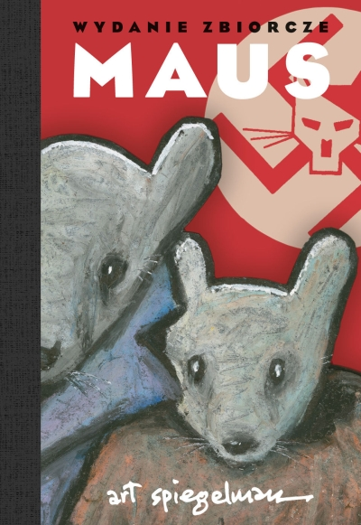 Maus. Opowieść ocalałego – Art Spiegelman