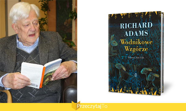 Richard Adams nie żyje