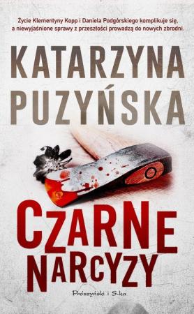 Czarne narcyzy – Katarzyna Puzyńska