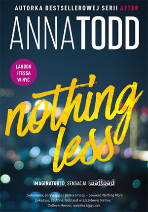 Nothing Less – Anna Todd